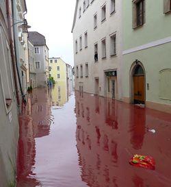Passau Hochwasser Aktuell