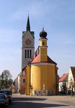 Pfarrbrief Neustadt Donau